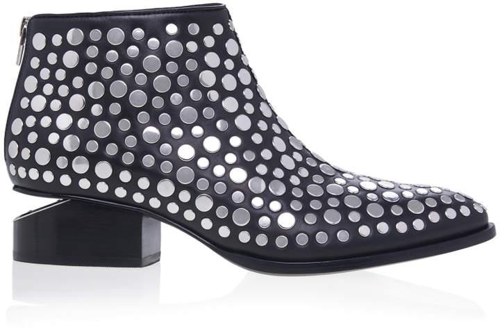 Alexander Wang Studded Kori Oxford Boots