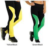 """Fajate Women's 'Tierra"""" Fitness Leggings"""