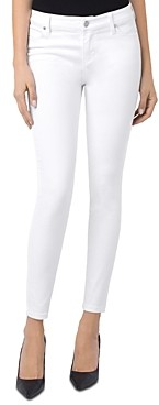 Liverpool Los Angeles Liverpool Penny Skinny Jeans in Bright White