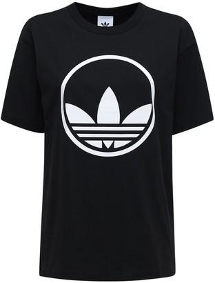 adidas Circle Trefoil T-Shirt