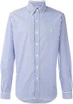 Polo Ralph Lauren fine stripe shirt - men - Cotton - S