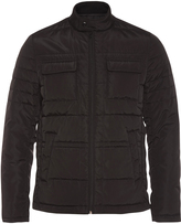 Oxford Matthew Puffa Jacket Black X