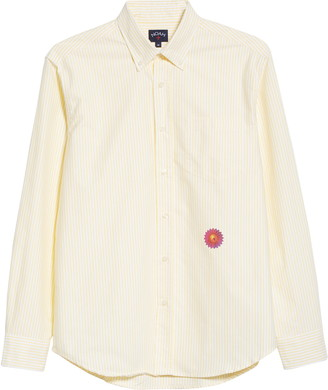 Noah x B-52s Button-Down Oxford Shirt