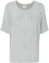 Forte Forte vertical striped T-shirt