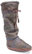 Muk Luks Women's Grace Boot Slipper