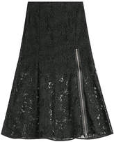 McQ Lace Skirt with Zipper