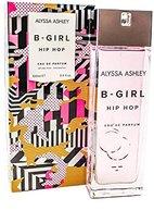 Alyssa Ashley B-Girl Hip Hop Eau de Parfum Spray for Women, 3.4 Fluid Ounce