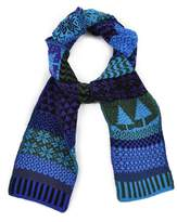 Solmate Socks Solmate Scarf, USA Made with Soft Recycled Cotton Yarns
