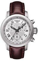Tissot Women's T-Sport T055.217.16.033.01 Leather Swiss Quartz Watch