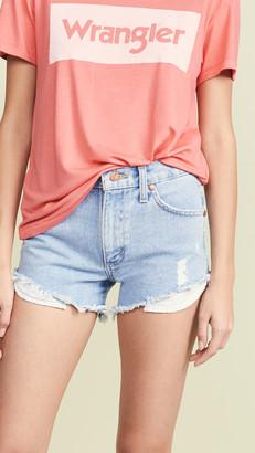 Wrangler Rigid Cutoff Shorts