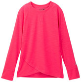 New Balance Long Sleeve Performance Tee (Big Girls)