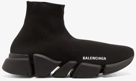 Balenciaga Speed 2.0 Trainers - Black