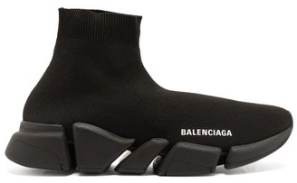Balenciaga Speed 2.0 Trainers - Black