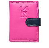 Disney Mickey Mouse TAG Passport Holder - Pink - Walt World