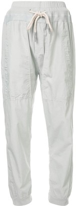Bassike Utility Cotton Jersey Pant