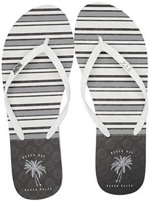 Roxy Women's Viva Stamp Flip Flop Sandal