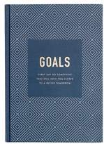 Kikki.k Goals: Inspiration Journal - Blue/green