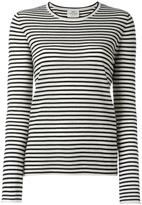 Forte Forte Breton stripe jumper - women - Cashmere/Wool - 0