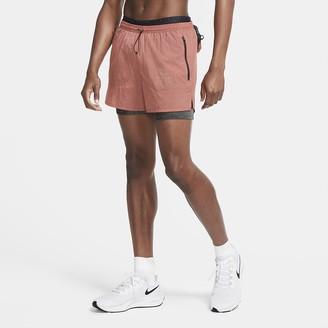 Nike Men's 3-In-1 Running Shorts Run Division