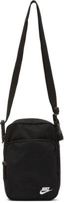 Nike Black Heritage 2.0 Crossbody Bag