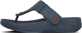FitFlop Trakk Ii Leather Toe-Post Sandals