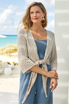Women Beausoleil Sweater Topper