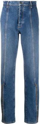 Y/Project High-Rise Straight Jeans