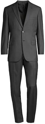Brioni New QR Wool Suit