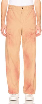 Jacquemus Terraio Pants in Orange   FWRD