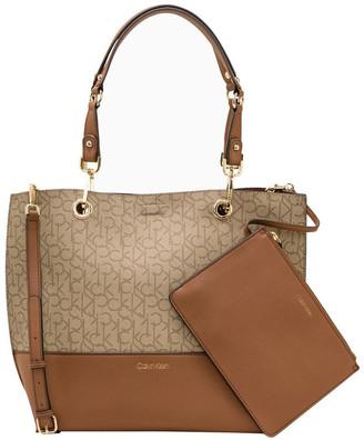 Calvin Klein H4JBJ3PH_TX1 Sonoma Double Handle Tote Bag