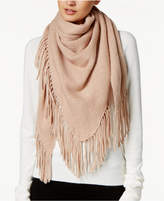 Vince Camuto Downtown Triangle Fringe Scarf