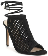 Juicy Couture Felicia Peep-Toe Bootie