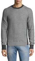 Maison Margiela Cotton Crewneck Sweatshirt