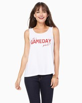 Charming charlie Gameday Swing Tank