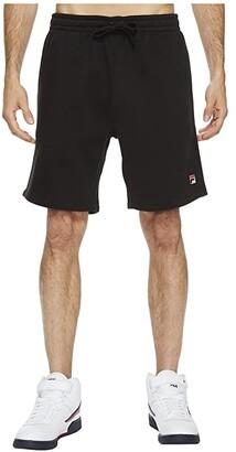 Fila Vico Shorts (Black) Men's Shorts