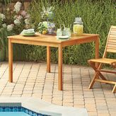 Bed Bath & Beyond Westerly Acacia Wood Outdoor Dining Table