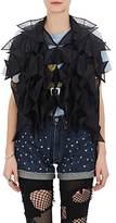 Junya Watanabe Comme des Garçons Women's Tech-Mousseline 3D Spike Vest