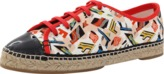 Fendi Junia-Archival Sneaker Espadrille