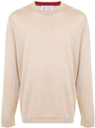 Brunello Cucinelli Relaxed-Fit Jumper