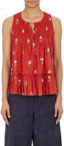Ulla Johnson Women's Swiss Dot Cecile Tank