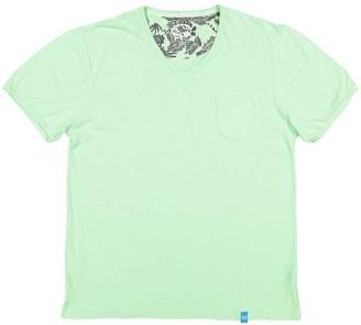 Panareha Mojito V-Neck T-Shirt - Light Green