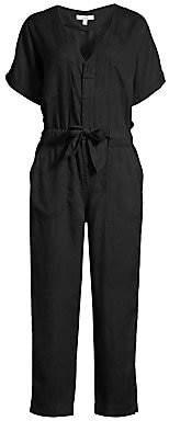 Joie Women's Frodina Tencel Utility Jumpsuit