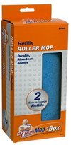 MOP Mr. Clean 4765 In-a-Box Roller Refill, 2-Pack