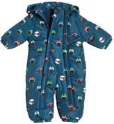 Stella McCartney Helmets Hooded Nylon Baby Bunting