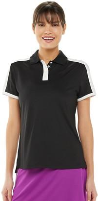 Fila Sport Women's SPORT Button-Down Golf Polo