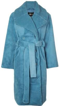 Stine Goya Happy faux fur coat