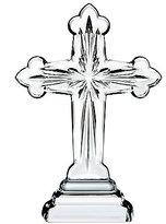 "Waterford Crystal 10"" Star Standing Cross"