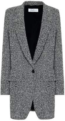 Max Mara Matassa wool-blend blazer