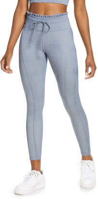 YEAR OF OURS Paperbag Waist Leggings