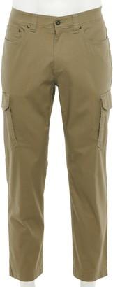 Croft & Barrow Men's Straight-Fit Stretch Cargo Pants